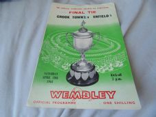 1964 Final - Crook Town v Enfield